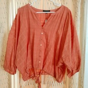 Brand new with tags, Sanctuary blouse